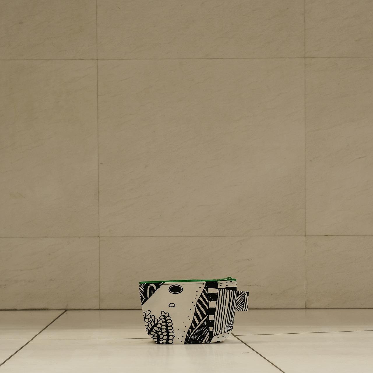 炭酸デザイン室 オンライン展示会 マチポーチM_d0182409_16505633.jpg