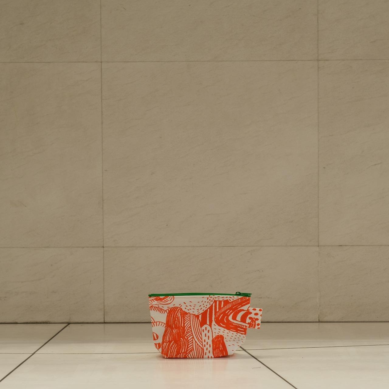 炭酸デザイン室 オンライン展示会 マチポーチM_d0182409_16523955.jpg