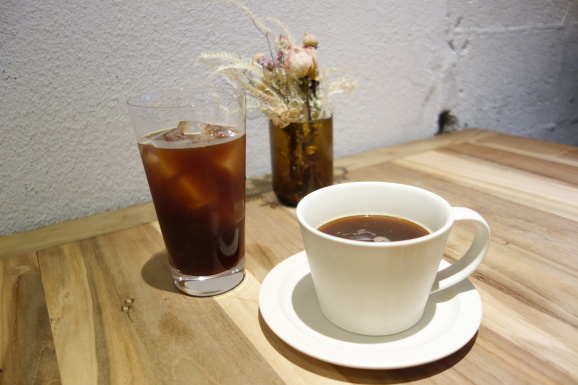 WOODBERRY COFFEE ROASTERSさんでフレンチトースト_e0230011_16595921.jpg