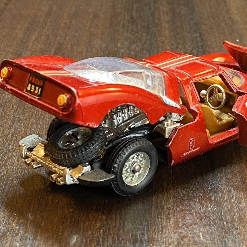 Ferrari vs Pininfarina vs Politoys_b0058021_17274143.jpeg