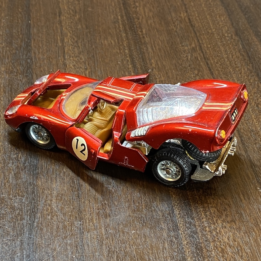 Ferrari vs Pininfarina vs Politoys_b0058021_17274153.jpeg