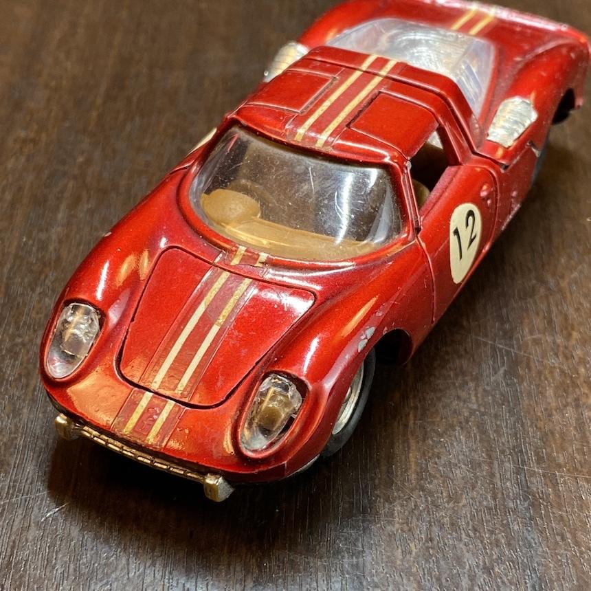 Ferrari vs Pininfarina vs Politoys_b0058021_17274182.jpeg