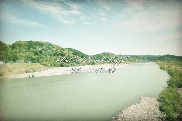 晩春天竜川。_f0235723_21150716.jpg