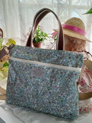 消毒できる買い物に持って行くバッグを作ってみました_c0036138_17031676.jpg