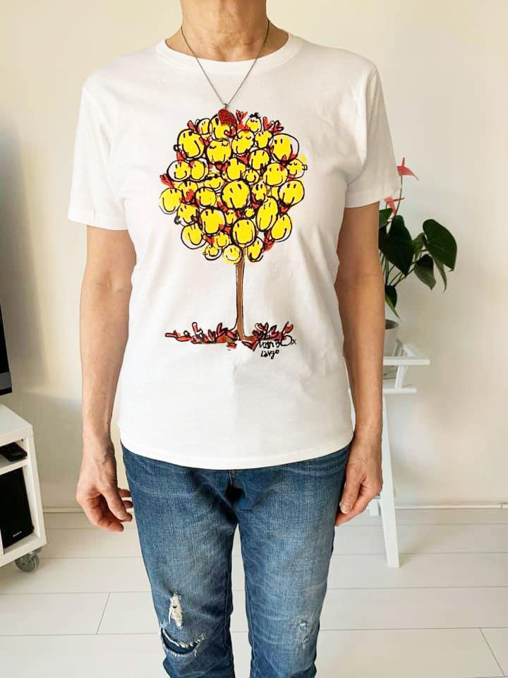 ゆめBOXの新チャリティTシャツのお知らせです💕💕_b0303643_14290628.jpg