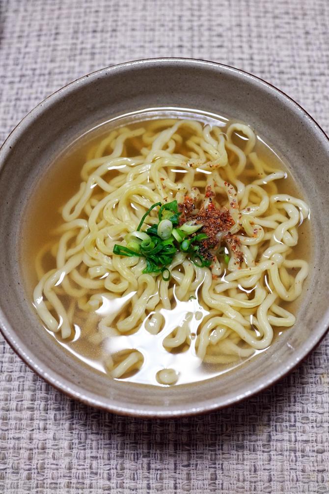 ウチで食べよう 琉球麺茉家 SANS SOUCI_b0049152_18491628.jpg