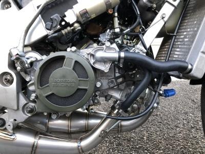 NSR MC21 焼き付き修理 ⑧_e0114857_10521083.jpg