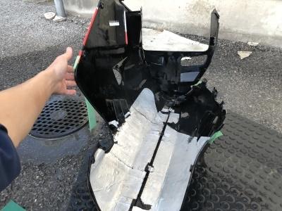 NSR MC21 焼き付き修理 ⑧_e0114857_10533662.jpg