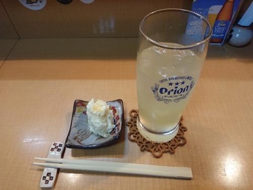 琉球小料理つぼや♪_c0100865_07455660.jpg