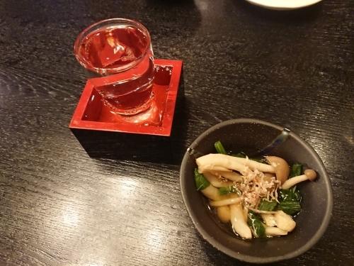 落語のあとは、お蕎麦が食べたくなって・・・寿毛平(すけへい)_c0100865_09060145.jpg