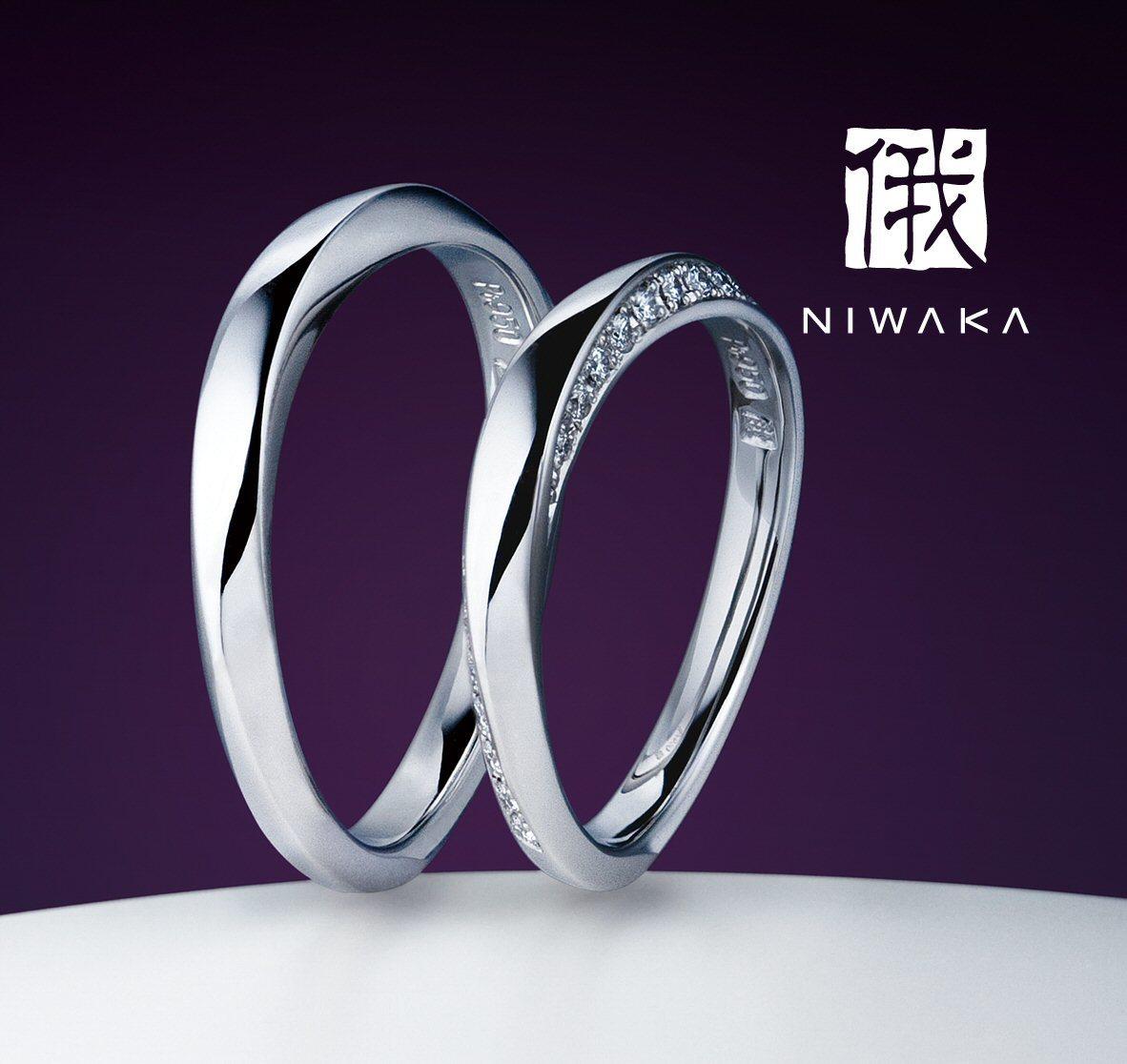「凛(りん)」の物語~凛とした空気の秋が深まります~俄の結婚指輪のエピソード_f0118568_16372624.jpg