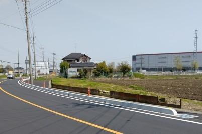 県道川越栗橋線冠水対策工事終了 R2年4月15日_d0084783_14285838.jpg
