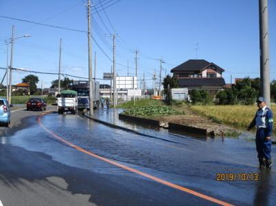 県道川越栗橋線冠水対策工事終了 R2年4月15日_d0084783_14295011.jpg