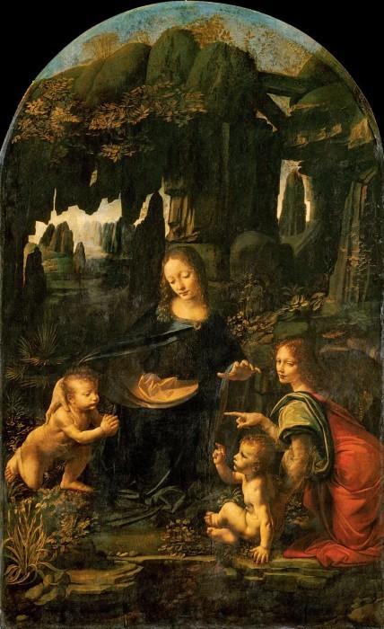 《岩窟の聖母》_b0206085_06284439.jpg