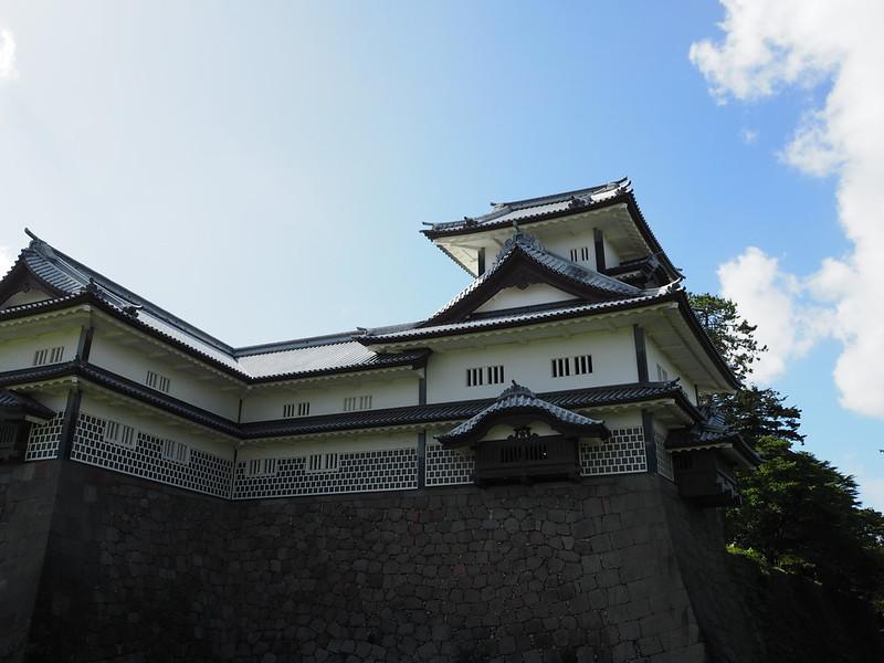 金沢城 黒い隅柱について_b0074416_15012693.jpg