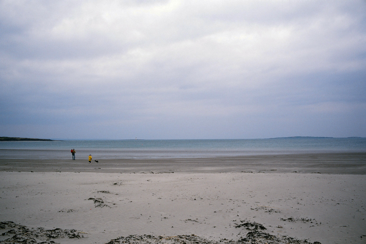 【欧州紀行2001その6】スライゴー  海辺にて_b0061717_19242007.jpg