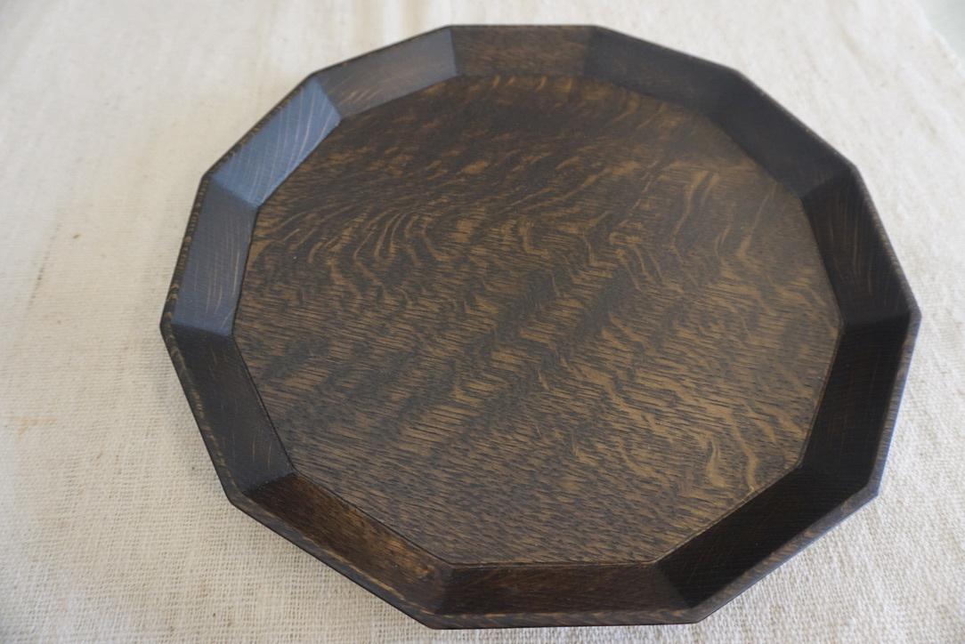 工房くさなぎさんの拭きうるし木皿と白漆皿_b0132442_16255670.jpeg