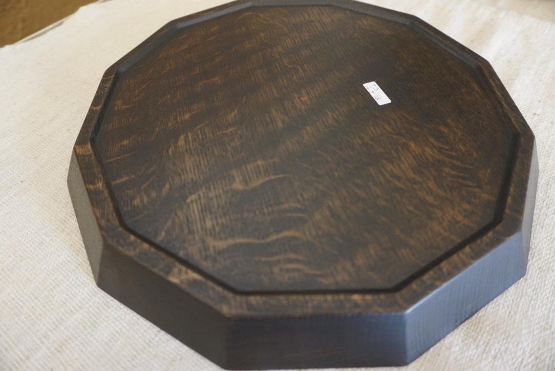 工房くさなぎさんの拭きうるし木皿と白漆皿_b0132442_16261086.jpeg