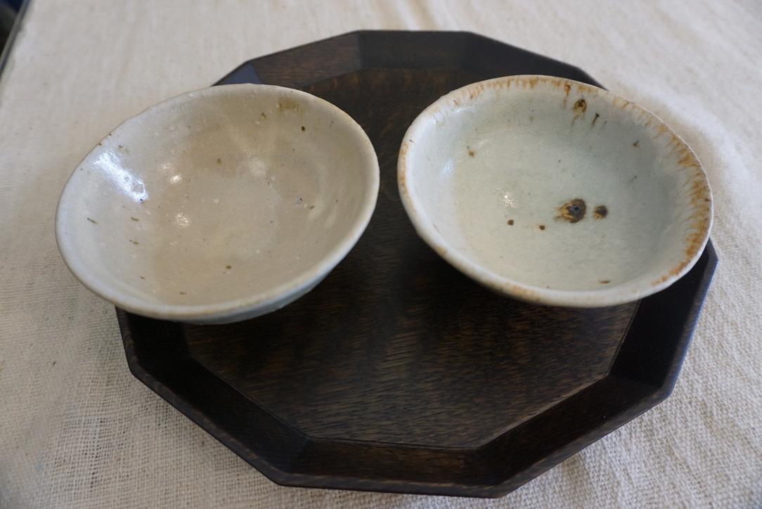 工房くさなぎさんの拭きうるし木皿と白漆皿_b0132442_16261485.jpeg