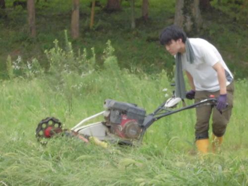 各農家へのホームステイ(農作業実習)_a0208976_15051150.jpg