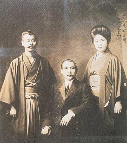 中国革命に賭けた日本人・・・ 孫文と梅屋庄吉_d0061579_10531943.jpg