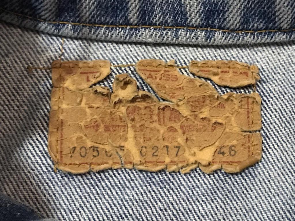 マグネッツ神戸店 Made in U.S.A.のデニムジャケット!_c0078587_18021408.jpg