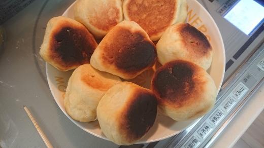 コンボクッカーでパンを焼いた_a0163994_12224024.jpg