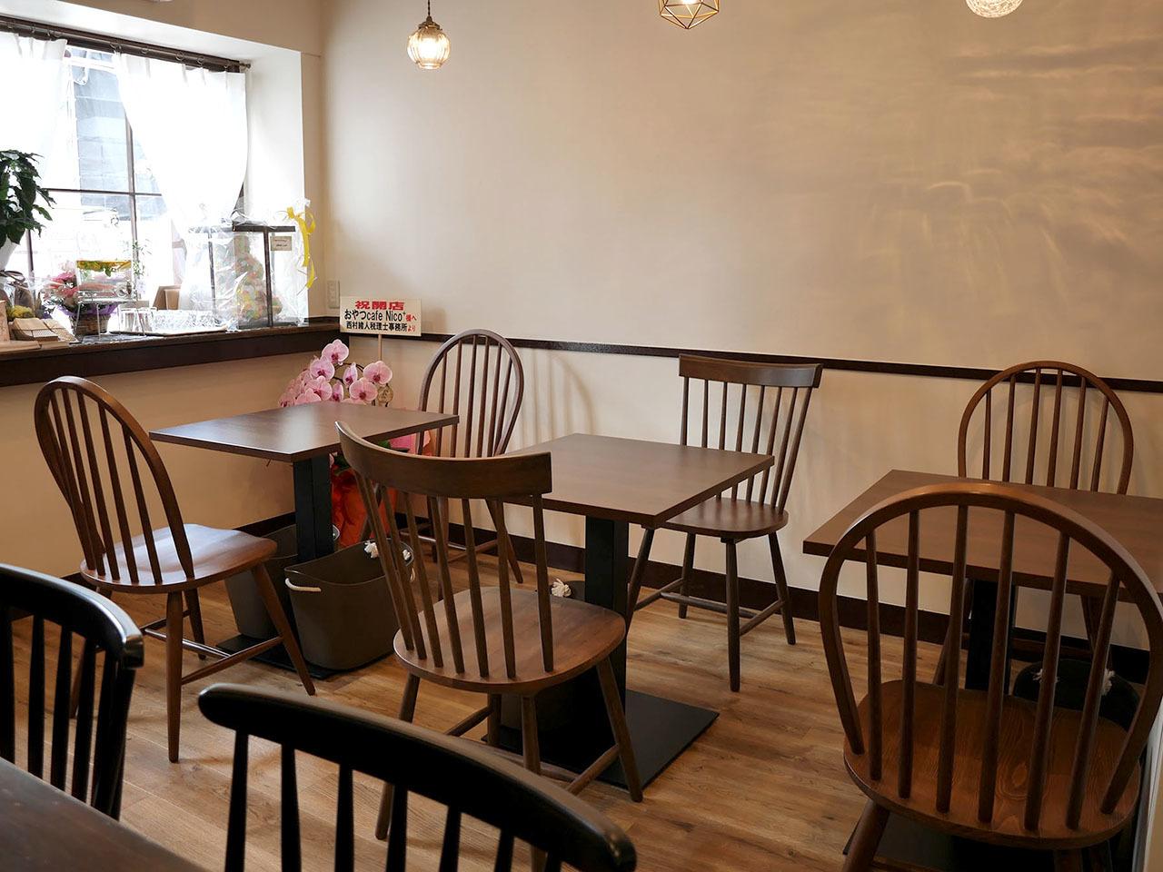明石市荷山町|「おやつcafe Nico+」さん 2020年4月15日オープン!_a0129705_03054804.jpg