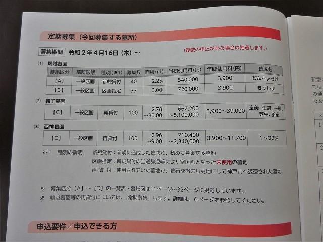 神戸市営墓園 申込み受付開始!_e0363711_09193873.jpg