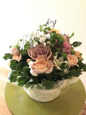 お花を愛でてほがらかに_c0369433_15272275.jpg