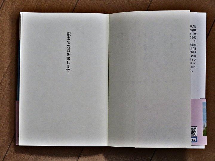 2020年4月27日 「駅までの道をおしえて」を読んで !(^^)!_b0341140_1423894.jpg
