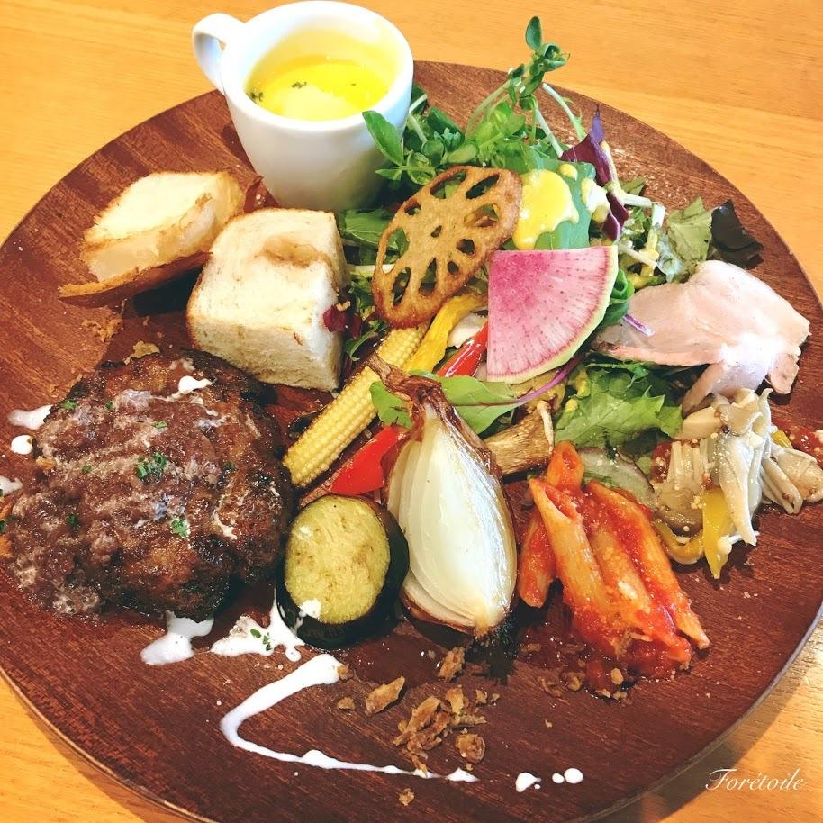 Kagu Cafe Higashimoto(Prugna+Cafe)_f0377243_21340372.jpg
