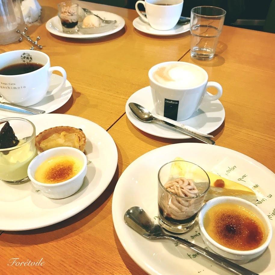 Kagu Cafe Higashimoto(Prugna+Cafe)_f0377243_21341419.jpg