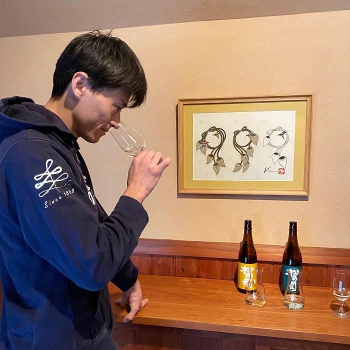『松の司のきき酒部屋 Vol.2』_f0342355_16511738.jpeg