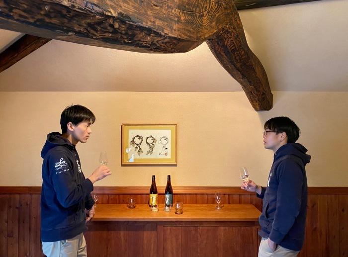 『松の司のきき酒部屋 Vol.2』_f0342355_16514851.jpeg
