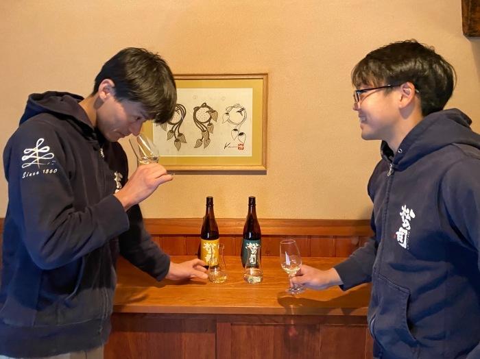 『松の司のきき酒部屋 Vol.2』_f0342355_17053986.jpeg