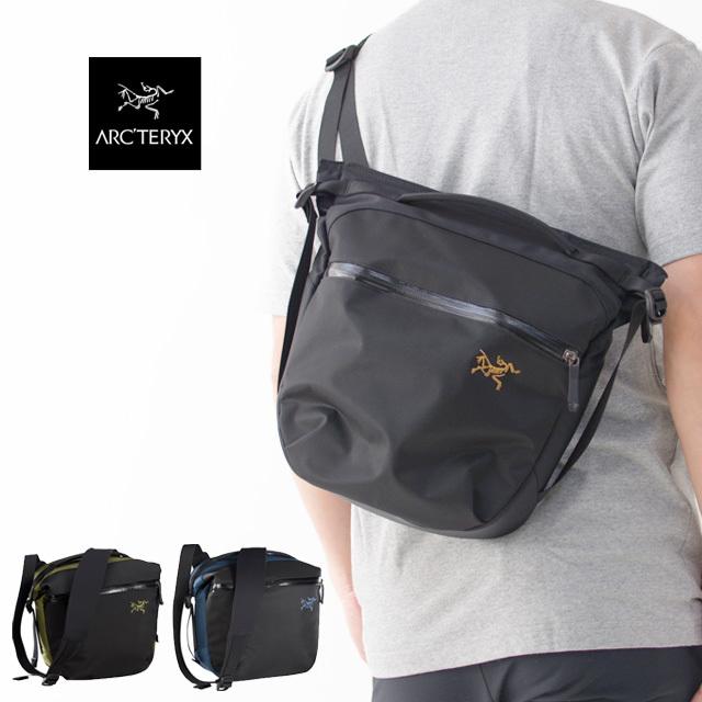 ARC\'TERYX [アークテリクス正規代理店] Arro 8 Shoulder Bag [24019] アロー8 ショルダーバッグ・MEN\'S/LADY\'S _f0051306_14011535.jpg