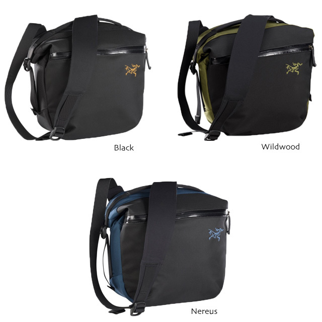 ARC\'TERYX [アークテリクス正規代理店] Arro 8 Shoulder Bag [24019] アロー8 ショルダーバッグ・MEN\'S/LADY\'S _f0051306_14011606.jpg