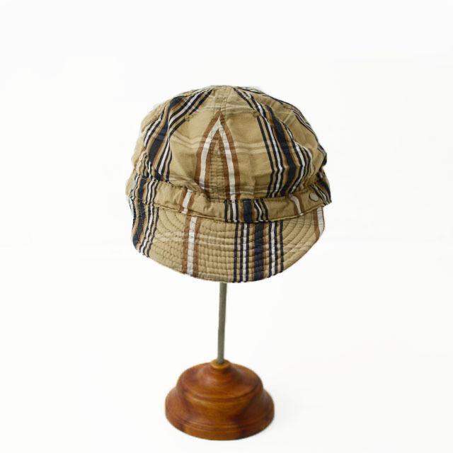 DECHO[デコー] SHALLOW KOME CAP [2-1SD20] シャローコメキャップ・チェックキャップ MEN\'S/LADY\'S_f0051306_14145008.jpg