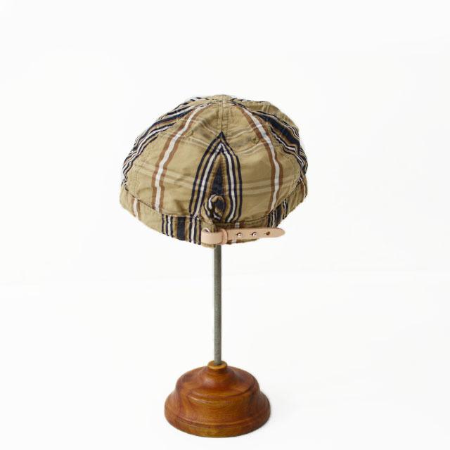 DECHO[デコー] SHALLOW KOME CAP [2-1SD20] シャローコメキャップ・チェックキャップ MEN\'S/LADY\'S_f0051306_14145089.jpg