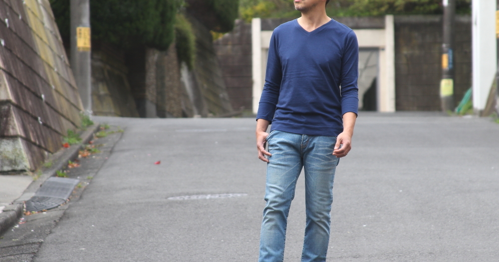 FabGarden 七分袖Tシャツ 『鎌倉の紫陽花とラピスラズリで染めました』_d0108933_18393323.jpg