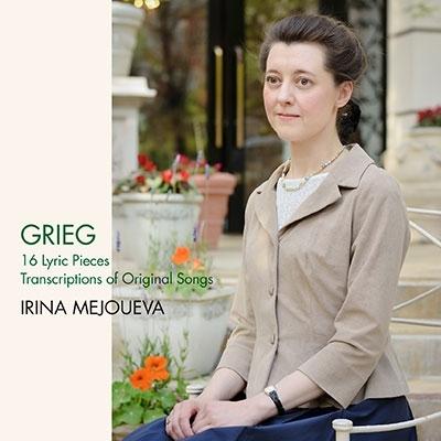 Grieg:Lyric Pieces,excerpt Etc@Irina Mejoueva_c0395834_18191710.jpg