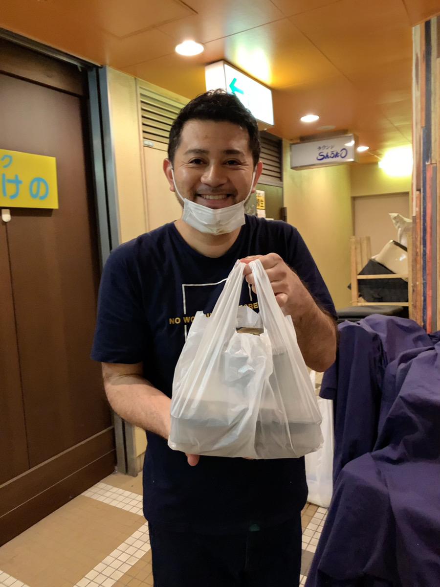 【テイクアウト情報】五反田「食堂とだか」_f0232060_1545537.jpg