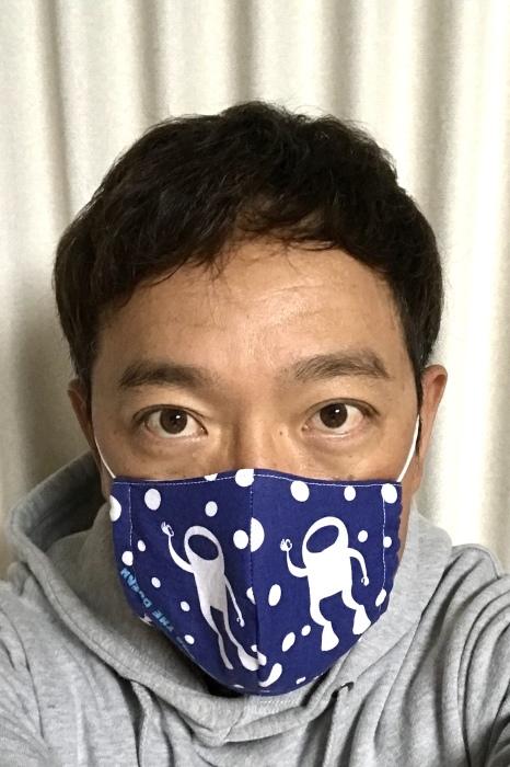 オリジナルマスク_e0158261_10052205.jpg