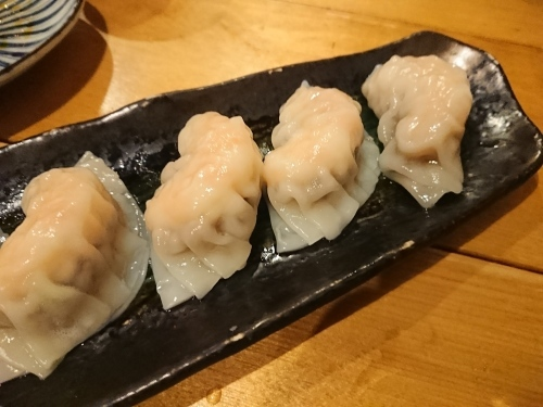 阿佐ヶ谷・猪八戒で美味しい餃子♪_c0100865_12151802.jpg