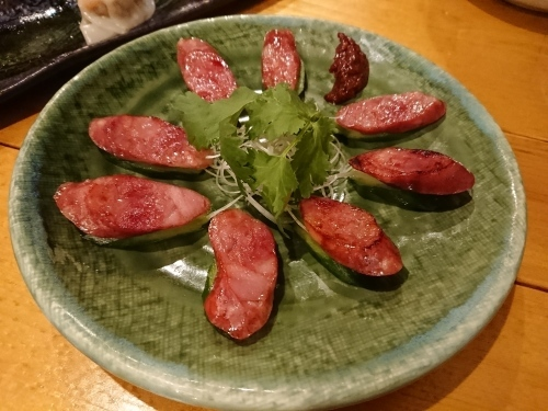 阿佐ヶ谷・猪八戒で美味しい餃子♪_c0100865_12153533.jpg