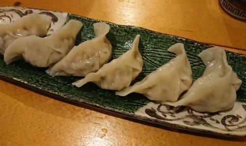 阿佐ヶ谷・猪八戒で美味しい餃子♪_c0100865_12242636.jpg