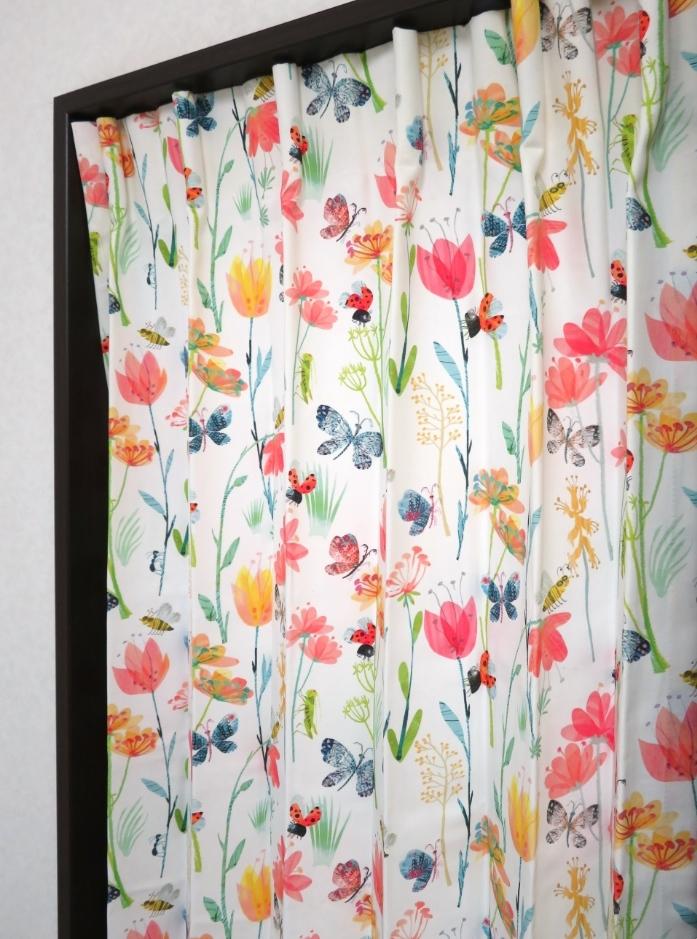 クリニックのカーテン『ヴィラノヴァ』 モリス正規販売店のブライト_c0157866_17501756.jpg