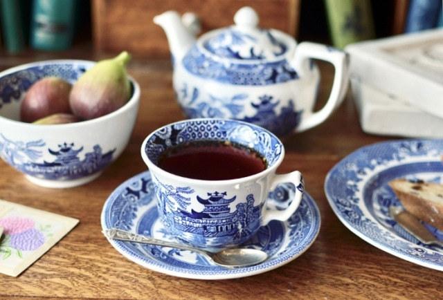英国食器バーレイ社ブルーウィロー残りわずかです~❤_f0029571_18355006.jpg