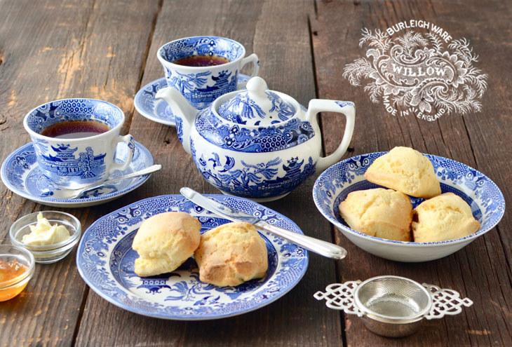 英国食器バーレイ社ブルーウィロー残りわずかです~❤_f0029571_18384432.jpg